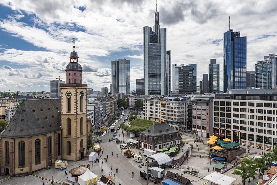 Berlin als Partymotto